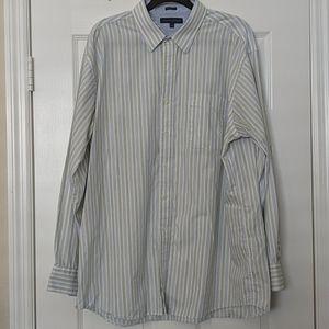 Men's TOMMY HILFIGER Regular Fit Button Down Shirt